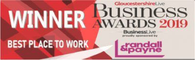 Gloucester Live Business Awards 2019 - Best Place to Work