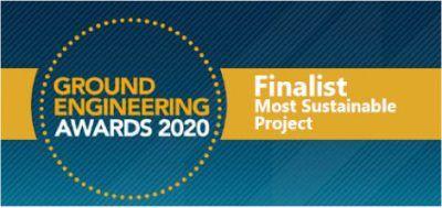 Ground Engineering Awards 2020 - Finalist